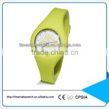 wholesale sport casual new fashion western custom quartz silicone watch interchangeable silicone strap watch