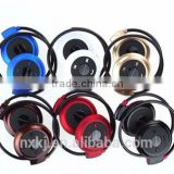 Shenzhen Factory Cheap Wireless Bluetooth Headset HandFree Sport Stereo Outdoor invisible bluetooth mini-503 earphone