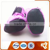 2014 Made In China Infant Boots Baby Leather Boots