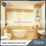 Ceramic tiles for bathroom waterproof high quality and super glossy Bathroom wall Tile wholesale