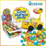 Car Water gun plastic candy toy
