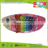 2015 Hotsale Fish Design Wooden Xylophone Children's Music Toys