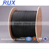self-supporting FRP strength member FTTH outdoor fiber optic cable GJYXFCH                                                                                                         Supplier's Choice