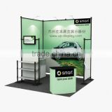 Exhibition stand 3*3,tradeshow booth,exhibtion stall                                                                                         Most Popular