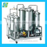 Environment friendly newest type used oil recycling/oil purifier machine for mining equipment