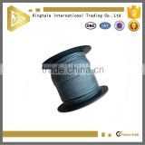 12mm 304/316 stainless steel wire rope