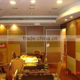 china manufacturer aluminium high quality operable partition for residence