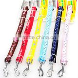 Patch Pet Leash Set, Nylon Cartoon Cloth 1/3