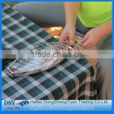 China supplier bbq fish grill net with heat resistant coating handle/bbq grill wire mesh/bbq grill wire netting