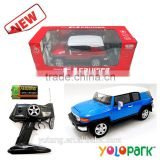 1:12 4' CHANNEL R/C CAR FJ CRUISER (WITHOUT CHARGER&BATTERY) kids car toy4W &Authorized Radio Controlled & Model Car