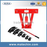 High Quality 12Ton Stainless Steel Tube Bender Mandrel Machine Manual                                                                         Quality Choice