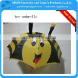 2014 carton design kids BEE print umbrellas