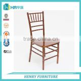 Americian Birch Wood Chiavari Rental Chair