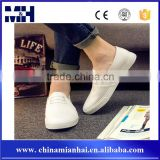 Canvas Upper Material and Causal White Canvas Slip-On Shoes Wholesale