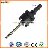 "7/16"" Hex Shank Arbor for Bi-Metal Hole Saws"