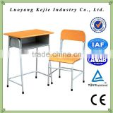 table and chair double desk & chair mini high quality students adjustable table& chair set