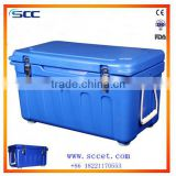 china wholesale rotational molded cooler box hottest insulated ice chest approved by FDA and CE,ISO9001