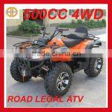 Factory wholesale 500cc four wheel motorcycle for sale with EEC                                                                         Quality Choice