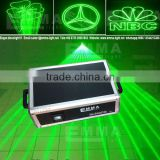 Black aluminum shell Waterproof outdoor green laser projector christmas moving head disco laser light