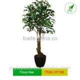 160cm indoor decoration artificial banyan bonsai tree