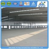 Cheap easy build EPS sandwich panel roof 1000 square meter warehouse building