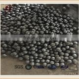 China factory of medium chromium alloy casting ball for cement plant,mining and power station