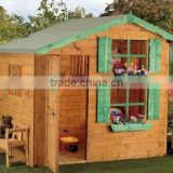 garden houses for children wooden kids play house PH002