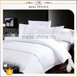 2016 Alibaba online wholesale hotel bedding supplies 200TC reactive 5 star hotel bed linen set