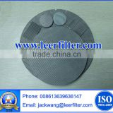 Sintered Metal Stainless Steel Filter Disc Disk