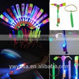Top selling led flying arrow Amazing Helicopter Flying LED Flashing Arrow