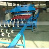 Corrugated tile/Corrugated sheet metal roof roll forming machine exporter                                                                         Quality Choice