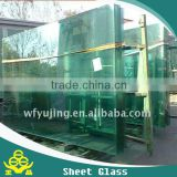 clear glass sheet high grade mirror glass with good reputation and certificates factory supplier
