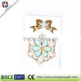 New arrived fancy safe quality wholesale cute elegant decorative craft wholesale hair sticker