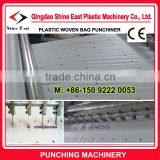 Punching machine for plastic sheet / film / paper / woven bag pneumatic puncher