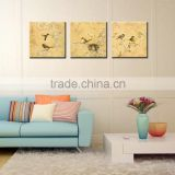 Home Decorative Canvas Oil Painting Birds
