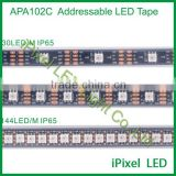 Waterproof IP65 5050 LED Strip RGB LED Strip For Architectural Decorative Lighting, Stairway Accent Lighting