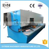 QC12K-4x3200 CNC hydraulic hand shearing machine