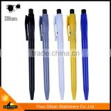 2016 cheap standard plastic best ball pen brands with reasonable price