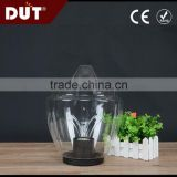 zhongshan supplier CE certified temple shade acrylic plastic fence gate lamp cover