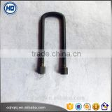 20*77*240 Exceptional Quality Heat Treatment Square Professional Manufacturer Thread U Bolts for Mercedes-Benz