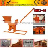 INquiry about Hot-selling product in Nigeria small scale manual clay brick making machine,interlocking brick machine