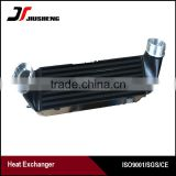 Customized Brazed Air Cooled Aluminum Plate Bar radiator aluminium intercooler