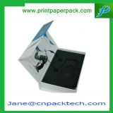 Custom Rigid Set-up Box Foldable Printing Box Electronic Product Packaging Box Magnetic Box