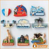 Custom Tourist Spots Fridge Magnet For Tourist Souvenirs cities magnets