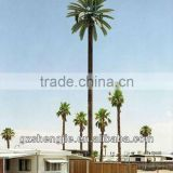 Artificial big Coconut Tree use as steel Communication Tower in factory price
