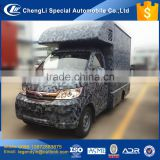 CLW popular fashion appearance option 4x2 small fast food selling truck cart carwith cheap price for sale