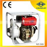 2 inch low pressure water pump high capacity,diesel engine driven water pump for irrigation