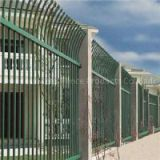 R50 2 RAILS Tubular Picket Fence