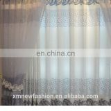 curtain beaded fringe curtain burnt-out printed wholesale