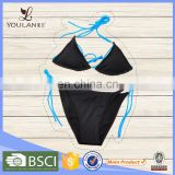 Floral factory price fast full cup pbt polyester swimwear fabric
